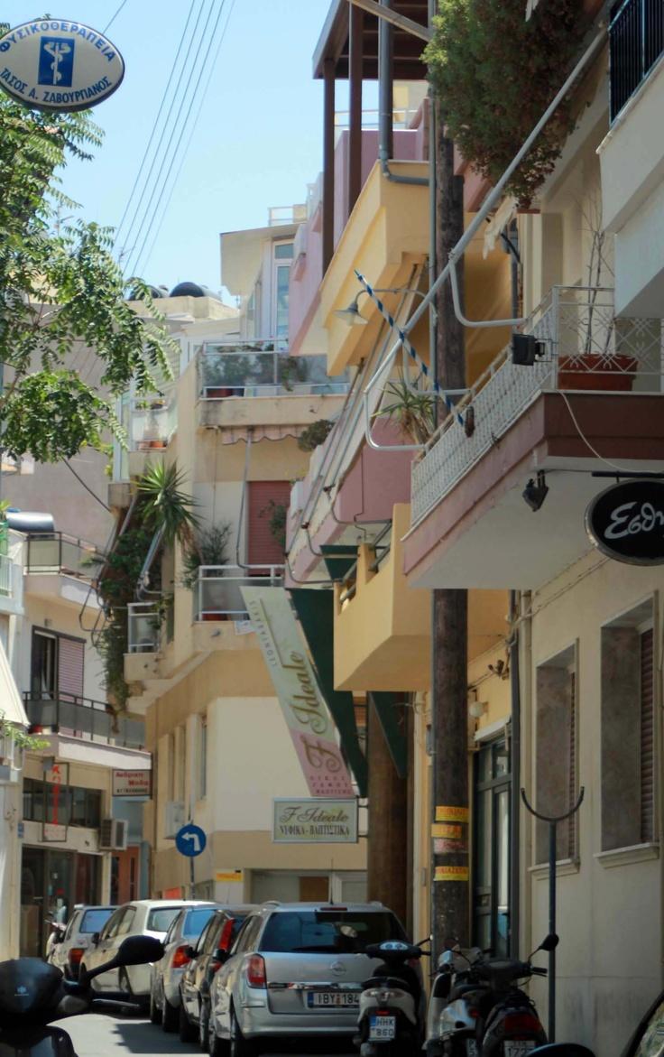 Iraklion, Crete.