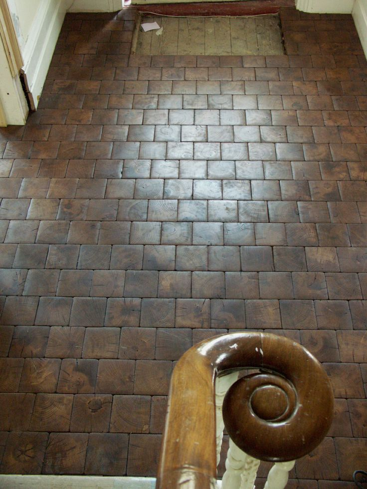 61 Best Images About Wood Block Wood Brick Flooring On