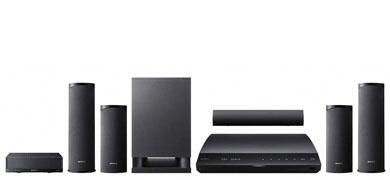 Sony E780W - BRAVIA Internet Video, 3D, wbudowana sieć Wi-Fi®, bezprzewodowe głośniki tylne, 2 wejścia HDMI®, dok do iPoda / telefonu iPhone. 	http://www.sony.pl/product/hch-systems-with-blu-ray-disc/bdv-e780w