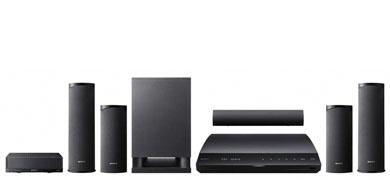 Sony E780W - BRAVIA Internet Video, 3D, wbudowana sieć Wi-Fi®, bezprzewodowe głośniki tylne, 2 wejścia HDMI®, dok do iPoda / telefonu iPhone. http://www.sony.pl/product/hch-systems-with-blu-ray-disc/bdv-e780w