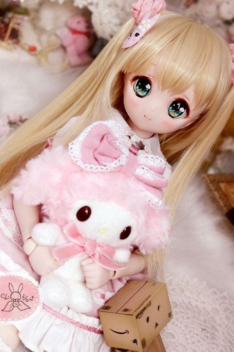 Vid!!! anime doll