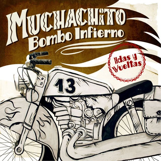 """La Quiero a Morir"" by Muchachito Bombo Infierno was added to my Discover Weekly playlist on Spotify"