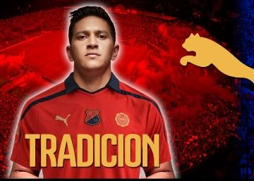 Independiente Medellín 2014 PUMA Home, Away and Third Jerseys