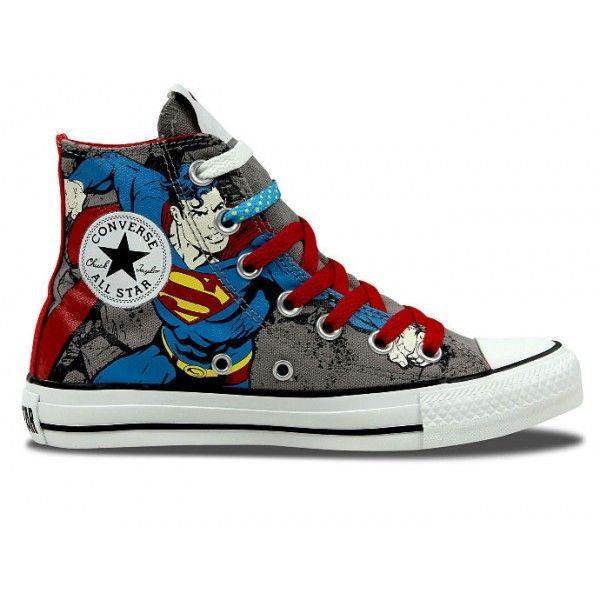 superhero converse all stars