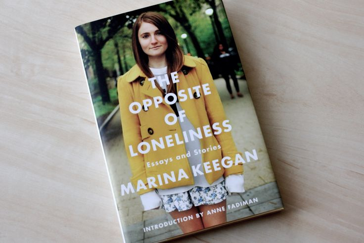 Marina Keegan was a wonderful writer