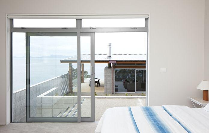 The Euroslider® is a beautifully clean design - Fletcher Aluminium - Premium Systems, Innovative Solutions