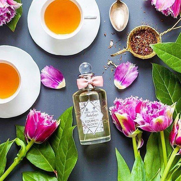Equinox Bloom di Penhaligon's  Una fragranza dolce e delicata che unisce note golose a note floreali in una composizione che delizia i sensi.