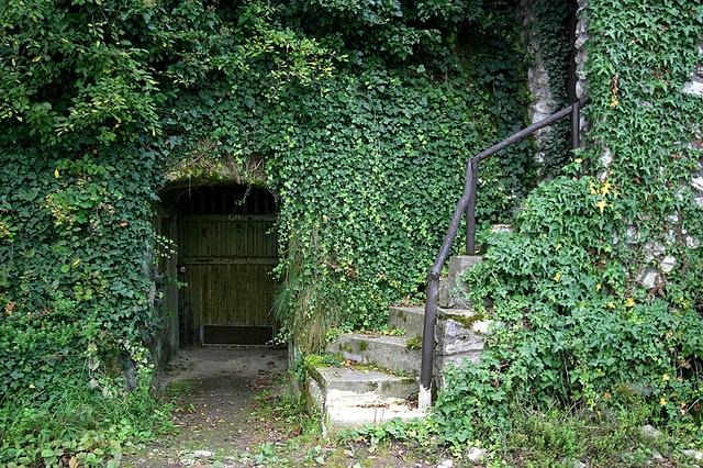 Wine cellar in Eger, Hungary