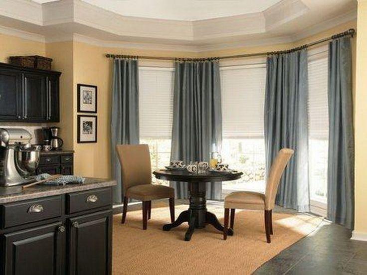 24 best breakfast nook images on pinterest | curtains, kitchen