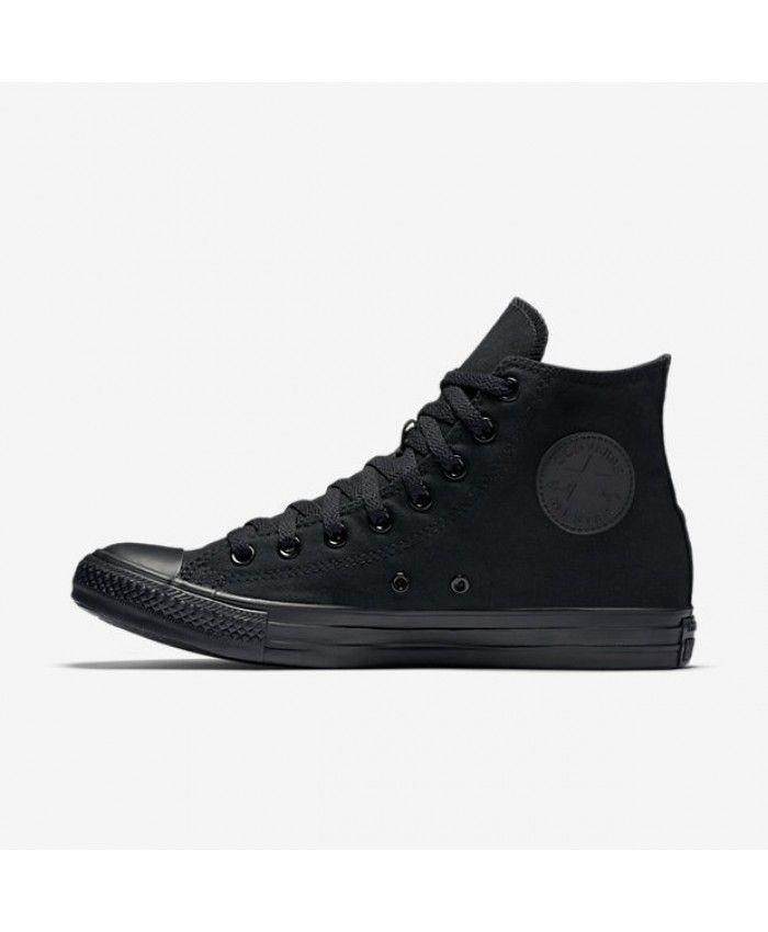 e98cd2b4644a Converse Chuck Taylor All Star High Top Black Black M3310-006 ...