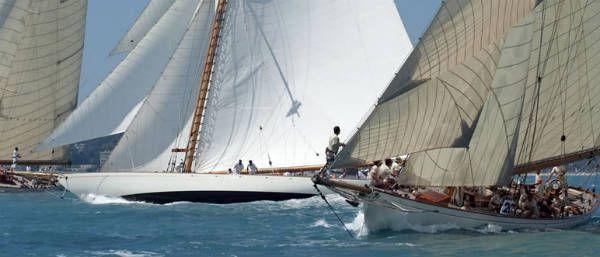 Classic Yachts Challenge: Les Voiles d'Antibes – Trophée Panerai ...