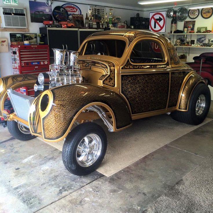 252 Best Gasser Cars Images On Pinterest