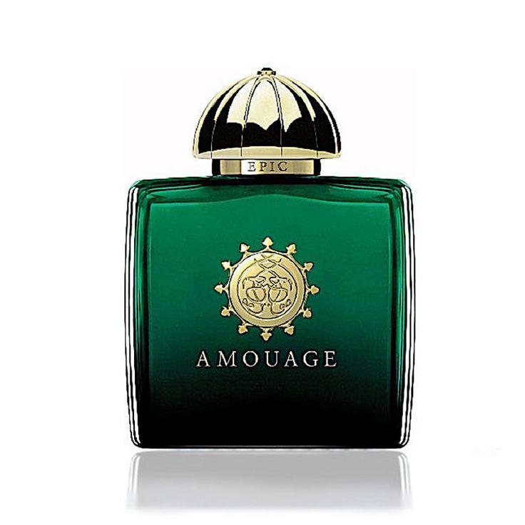 #Amouage Fragranze Donna, collezione Epic, stile orientale, speziato