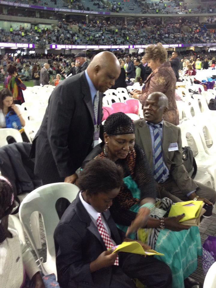 Melbourne Australia JW convention