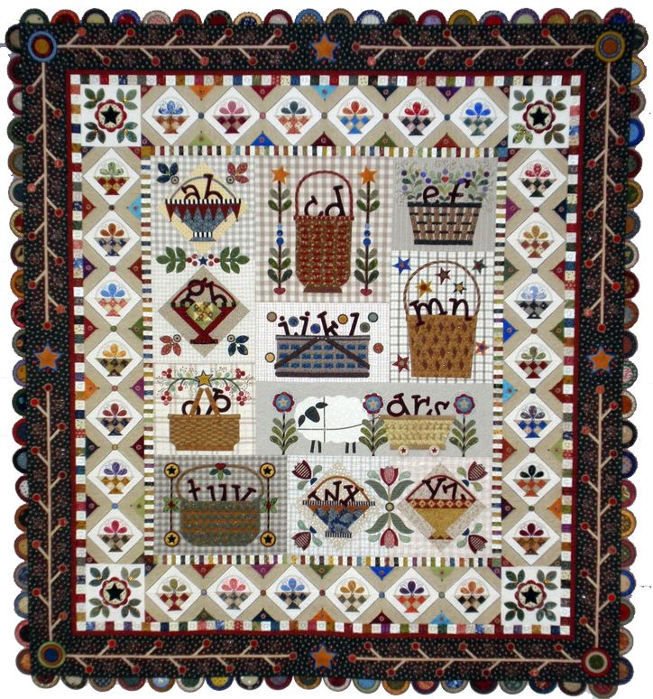 3rd place 2014, Letter Carriers by Janet Stone || Quilt Festivals and Antique Shows by Mancuso Show Management #Quiltfest #quilt #quilts #quilting #textiles #sewing #design #art