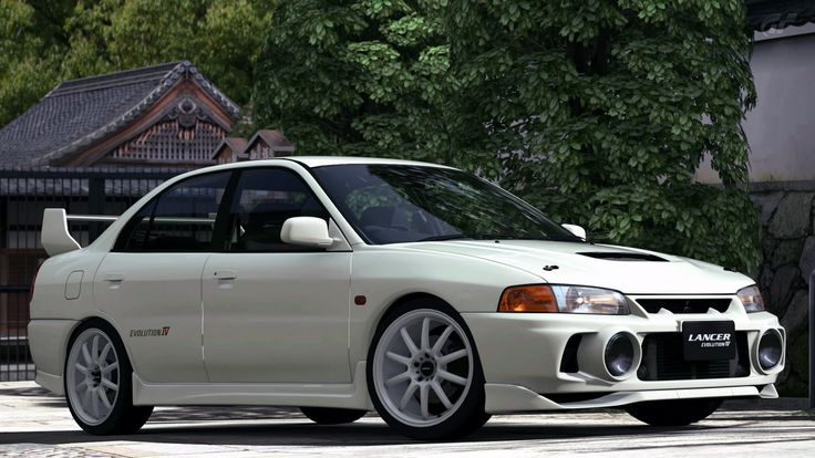 1996 Mitsubishi Lancer Evolution IV
