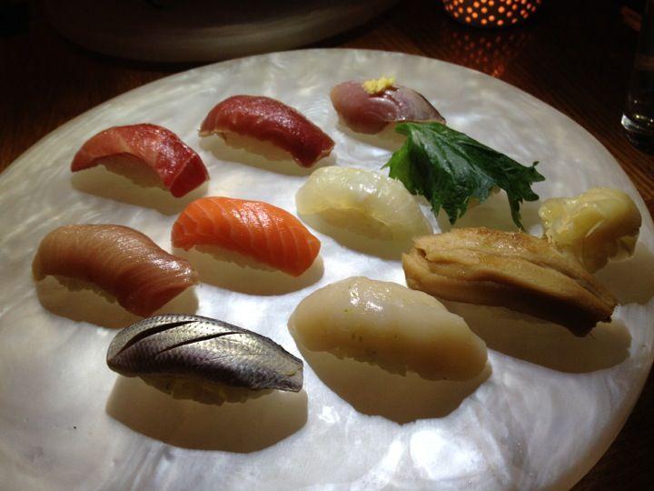 Sushi Restaurants Near Bryant Park Nyc