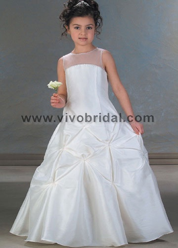 Vivo Bridal - Flower Girl DressE-0018