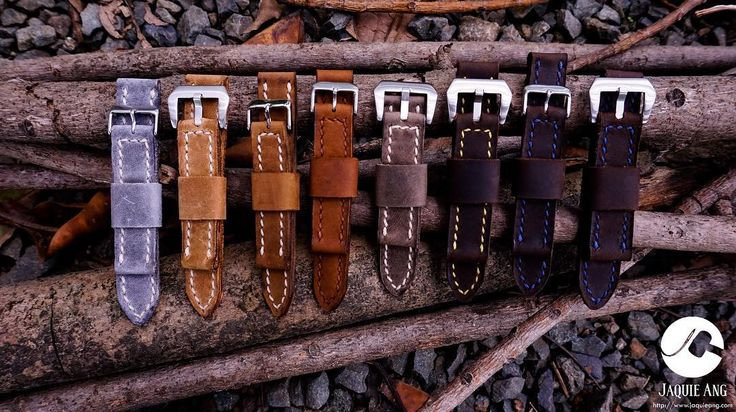 Strap Day Weekend!  . Watch straps can be made for 20mm 22mm 24mm and 26mm. . Message me only on http://ift.tt/2i1MBbL for leather options and price inquiries! Clickable link can also be found on my bio. Please note that I will not entertain inquiries except on the link provided.  #trylocalph #leather #leatherph #leathergoods #leathercraft #yachtmaster #watchstrap #strap #cowhideleather #leathercraftph #leatheraccessories #watchaccessories #leatherwatchstrap #panerai #pam #swisswatch…
