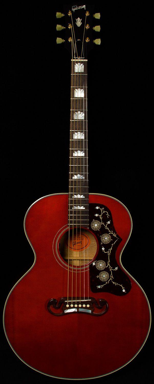 Gibson Limited J-200 Junior Montana Rose