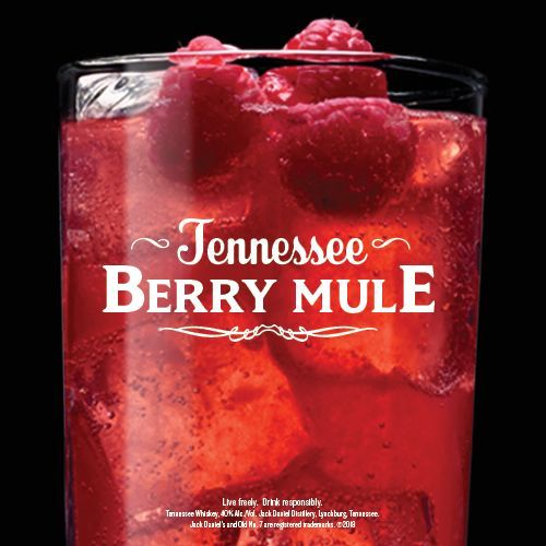 Tennessee Berry Mule   – Drinks