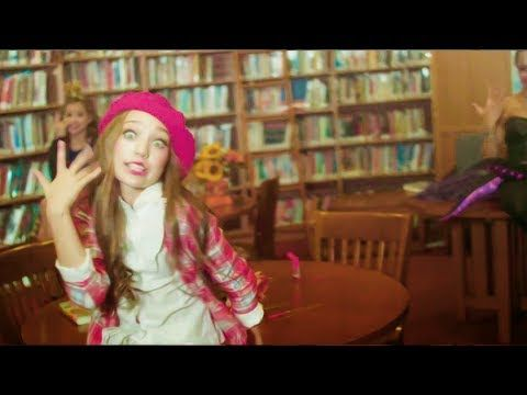 Todrick Hall - Freaks Like Me ft. Dance Moms Girls - I like this song except for the rap part but at least that part is small. The video starts at 1:00 if you want to skip the part where Abby yells and  ends at 4:40.