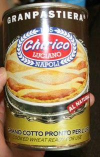 イタリア料理クッチーナ ブログ::ナポリのお菓子、パスティエーラ