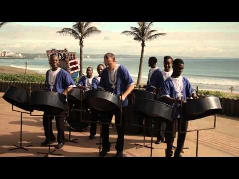 Caribbean Connection Steel Drum Band - YouTube