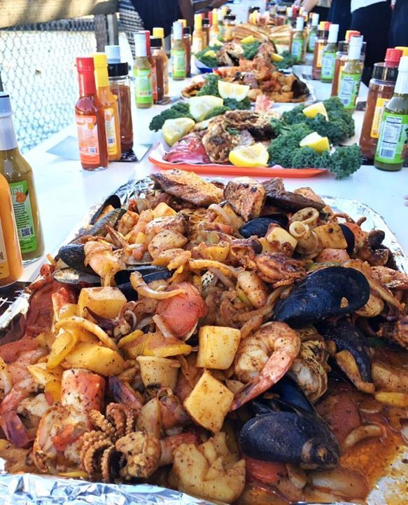 25 b sta san pedro fish market id erna p pinterest for Fish market san pedro