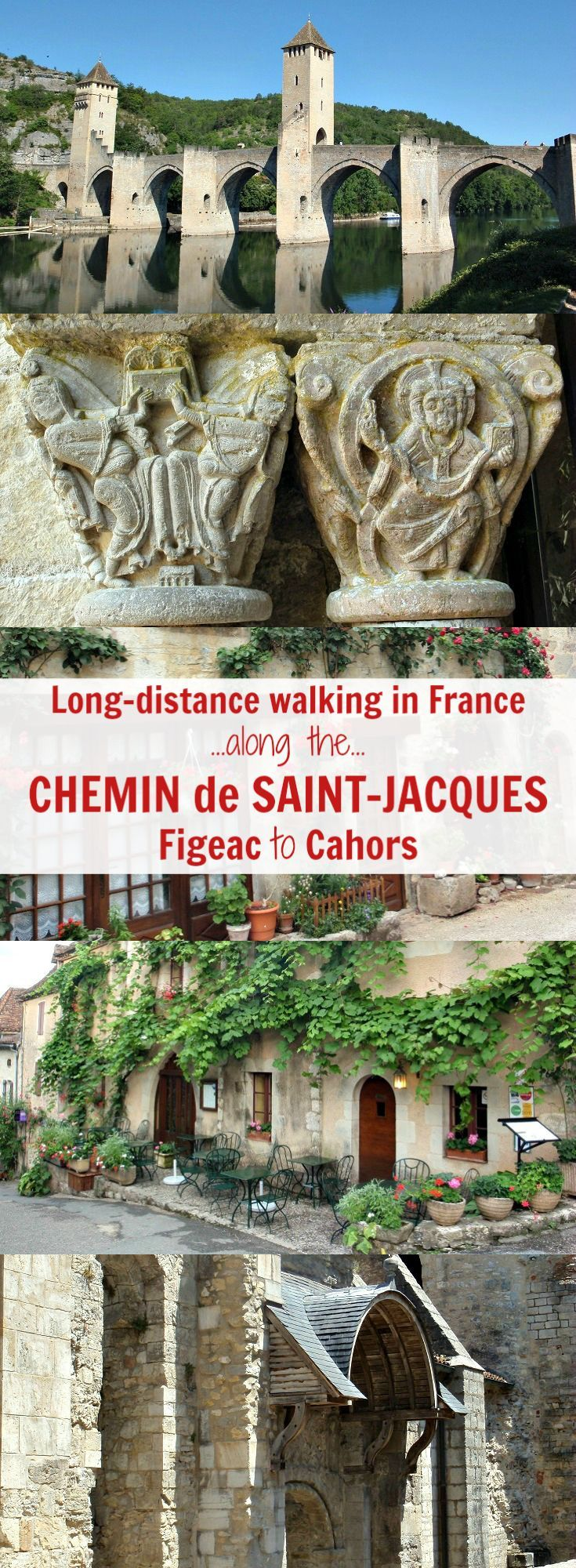 Explore rural France on a 7-day walk along the Chemin de Saint-Jacques from Figeac to Cahors