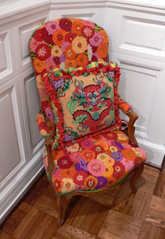 110 Best Images About Tapestry Chairs On Pinterest