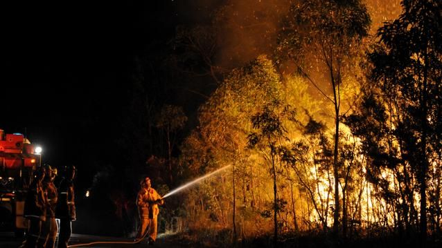 They have been described as apocalyptic, devastating and some of the worst we have ever seen.  The fires in NSW have left one man dead and hundreds of homes feared destroyed, while emergency services warn there may be worse news to come.