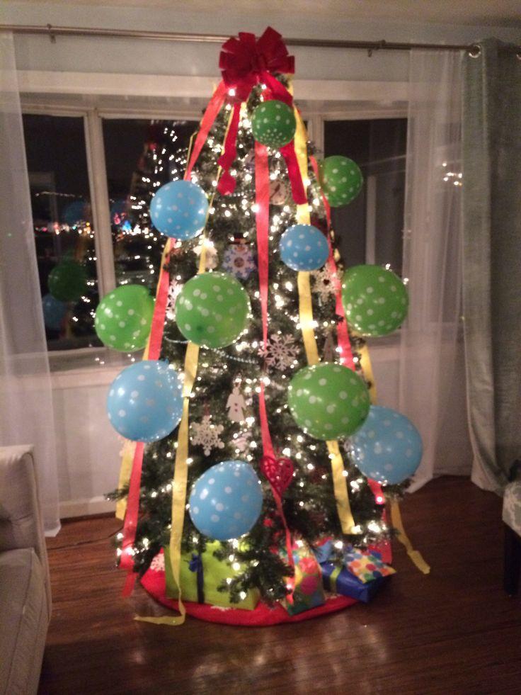13 best Holidays: Birthday: Birthday Tree images on ...