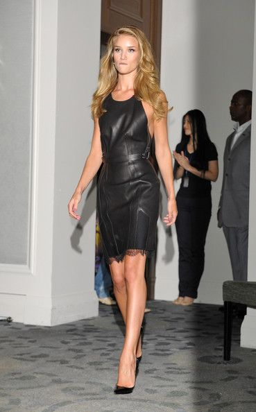 """Rosie Huntington-Whiteley Rosie Huntington-Whiteley attends the """"Transformers: Dark of the Moon"""" press conference at the St. Regis Hotel Osa..."""