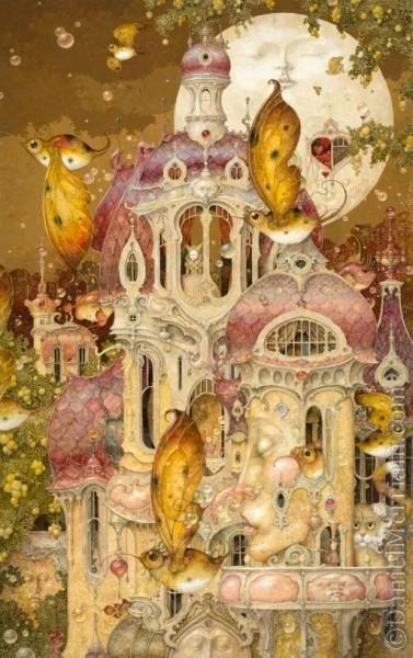 Daniel Merriam 'Moon Chateau' (2005)
