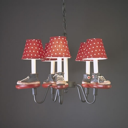 Tennis Shoes Chandelier: Vintage Tennis, Child Rooms, Boys Rooms, Ceramics Shoes, Shoes Chand, Kids Gifts, Tennis Shoes, Baby Nurseries, Kids Rooms