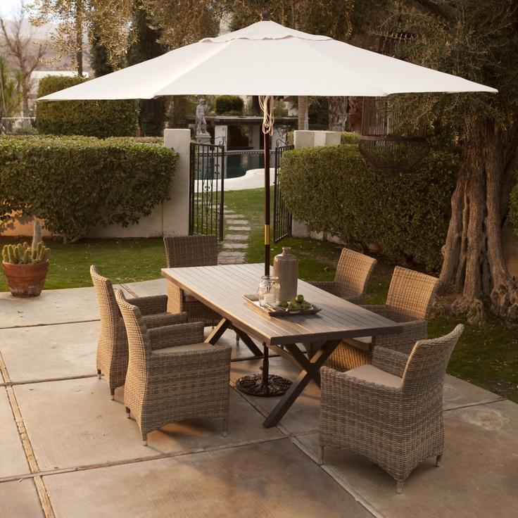 bella weather wicker patio