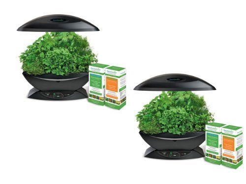 2 pack of AeroGarden 7 w/Gourmet Herb & Grow Anything Kits Bonus Packs by Aerogarden. $290.00. Great gift idea for freinds and family. Grow fresh herbs and vegetables on your counter top. Bonus 2 pack gardens with free seed kits. Easy to use and fun for the entire family. Another great item from Flora Hydroponics. Includes Gourmet Herb & HydroPack Bonus Grow Anything Kit - available only through Flora Hydropnonics!   Complete countertop hydroponic garden with built in grow lights...