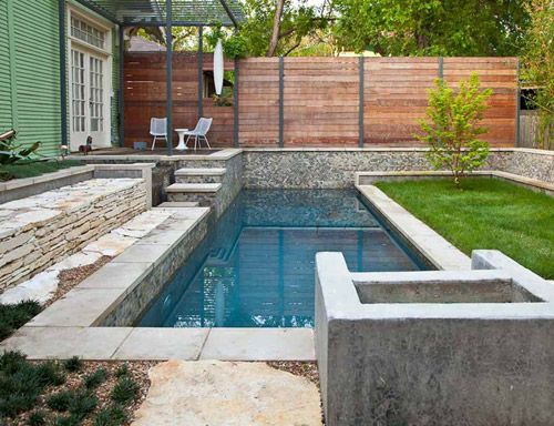 50 best images about lap pools on pinterest small yards for Saltwater endless pool