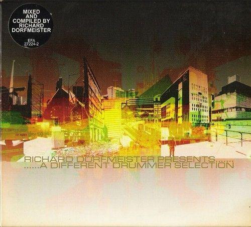 Richard Dorfmeister. A Different Drummer Selection. Different Drummer. (DIFCD24) Edición: Mayo 2003. Género: Electrónica. Estilos: Dub; Downtempo; Electrónica Ambiental; Ambiente Dub; Trip-Hop.