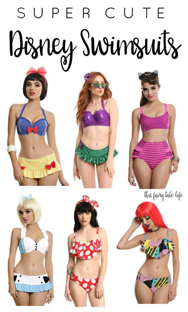 0e894c51d2ced The Ocean is Calling with these Disney Swimsuits  summercruisedresses