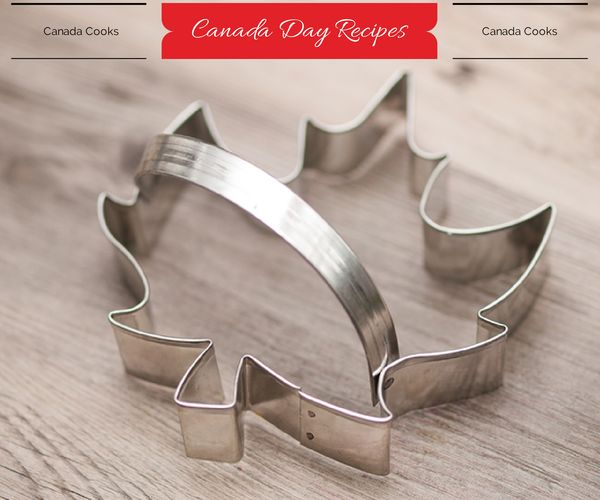 Canada Day Recipe Round Up