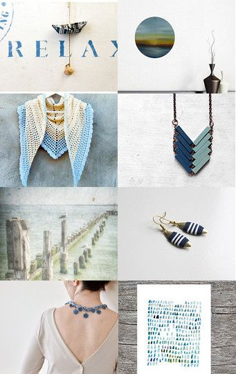 Airplanes are flying to the sea by Yuliya on Etsy--Pinned with TreasuryPin.com
