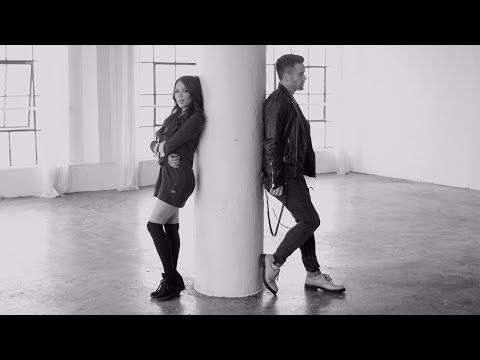 """Brian Justin Crum and Janel Parrish """"Lay Me Down"""" - YouTube"""