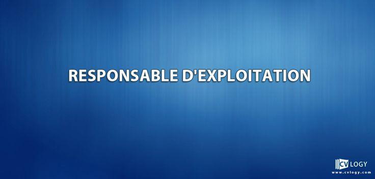 #Recrute #RESPONSABLE D'#EXPLOITATION EN #RESTAURATION_COLLECTIVE---->