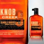 Knob Creek: as they say of Altoids mints ~it's curiously strong~ at 120 proof, not a bourbon to be taken lightly this is a mature person's bourbon. Its spice and complexity make the whallop worth while; drink it s-l-o-w-l-y over rocks, with filtered H2O, or in soda [almost a shame to hide it in a mixer tho'].