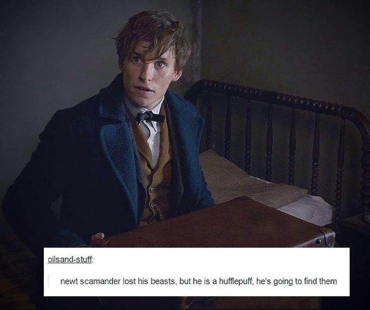 Hufflepuffs are particularly good finders :)