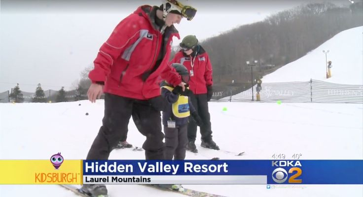Pennsylvania has a special program where kids in 4th and 5th grades can ski for free at resorts all over the state.