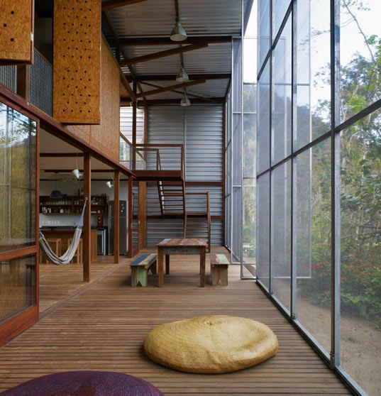 PREFAB FRIDAY: Residencia RR Sustainable Style in São Paulo