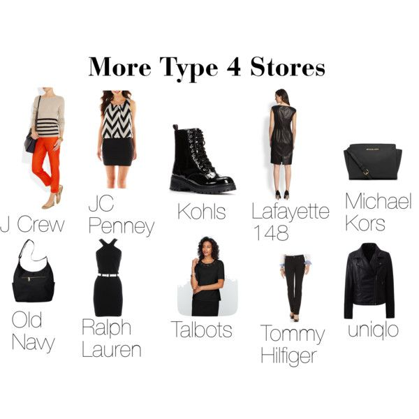 """""""More Type 4 Stores"""" by expressingyourtruth on Polyvore"""